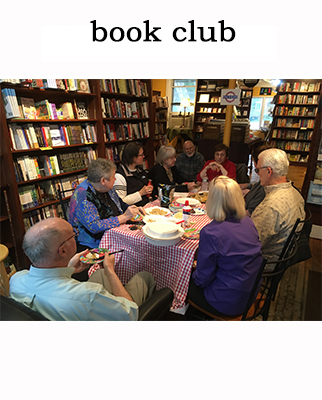 Truth is Stranger Than Fiction Non-Fiction Book Club